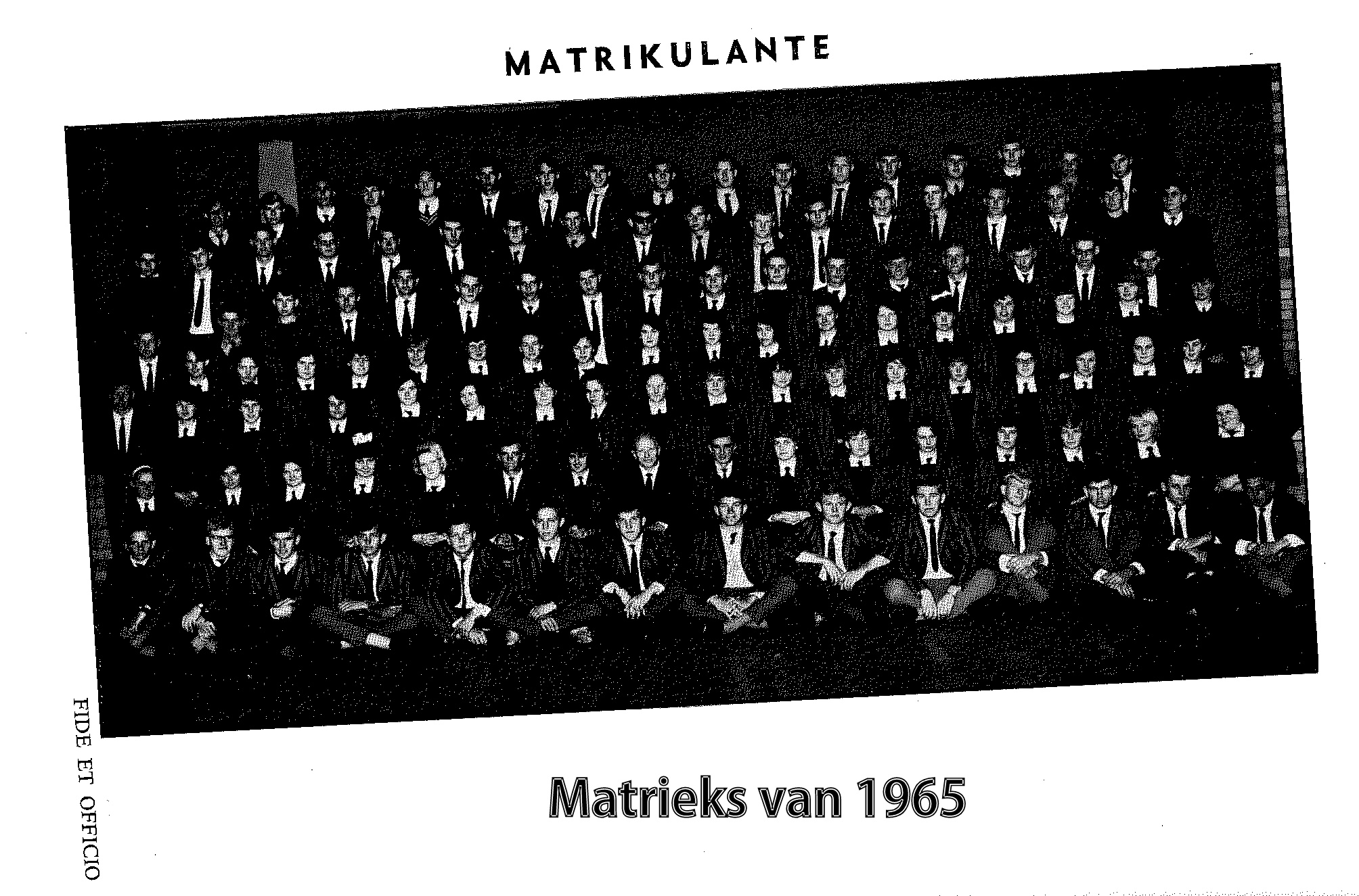Matrieks 1965